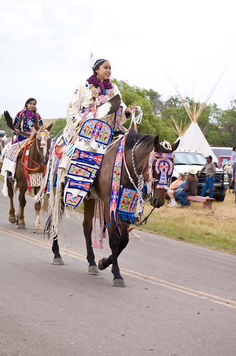 Crow fair parade crow agency montana a song for the for Native agency