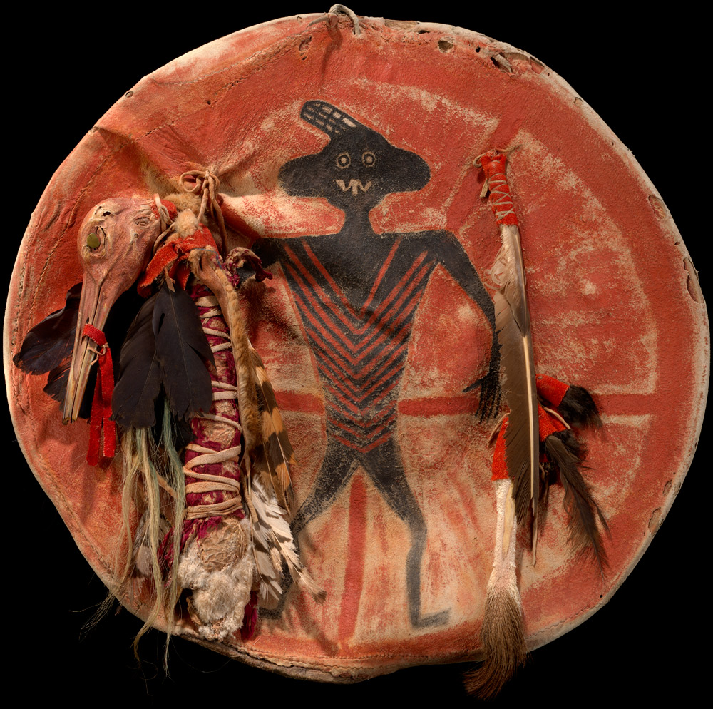 Shield Associated With Chief Arapoosh Infinity Of Nations Art And