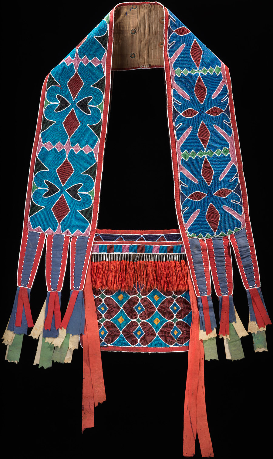 Art Bag Nyc Delaware Bandolier Bag Infinity Of Nations Art And History In
