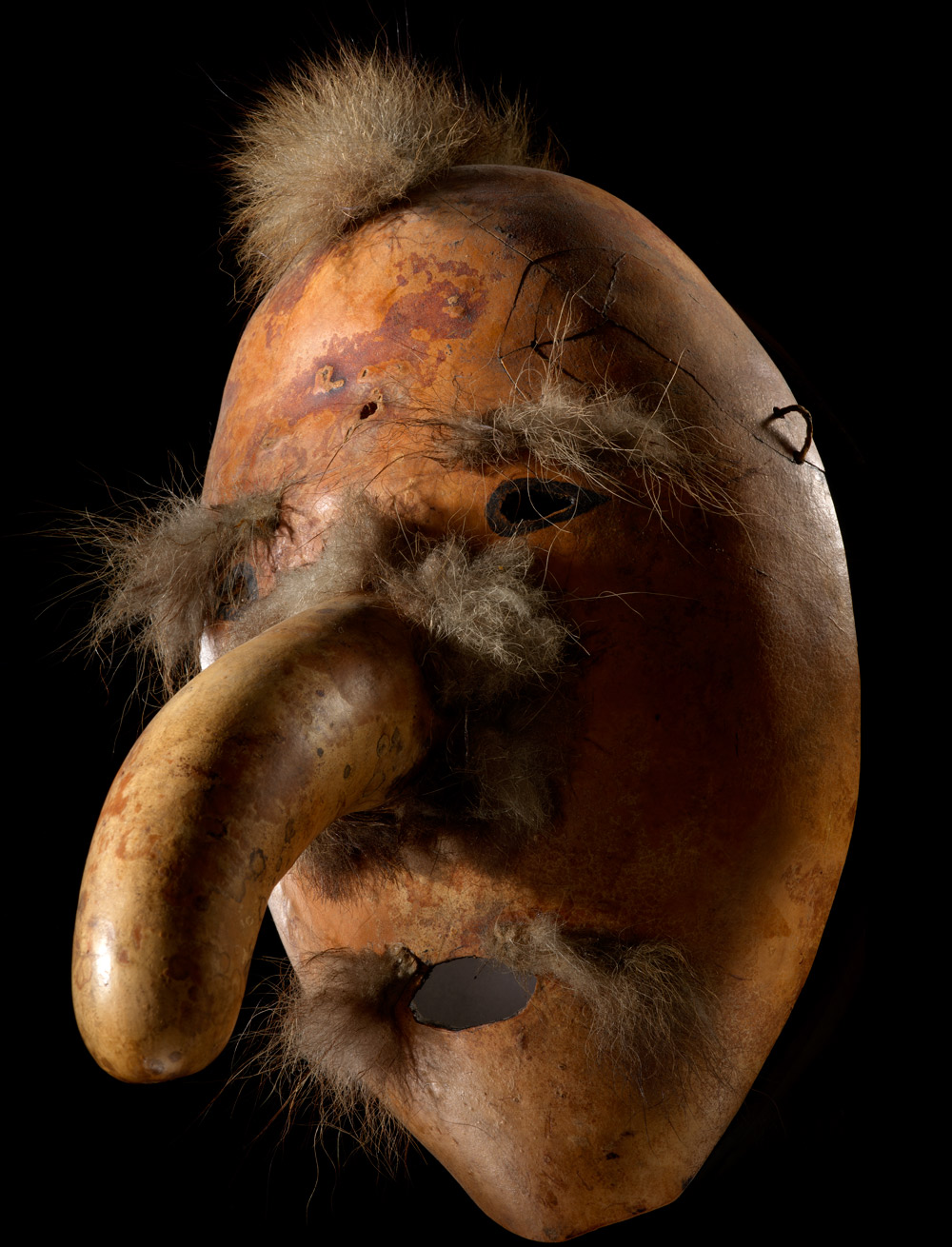 Cherokee Booger Dance mask - Infinity of Nations: Art and History ...