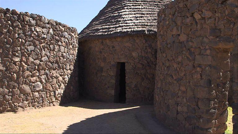 Colcas | Ingeniería del Imperio Inka