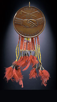 Nation to Nation: Treaties Between the United States and American Indian Nations exhibition link