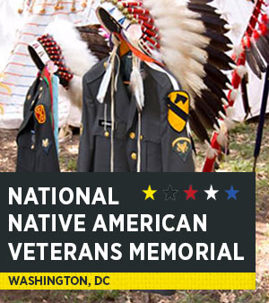 National Native American Veterans Memorial image