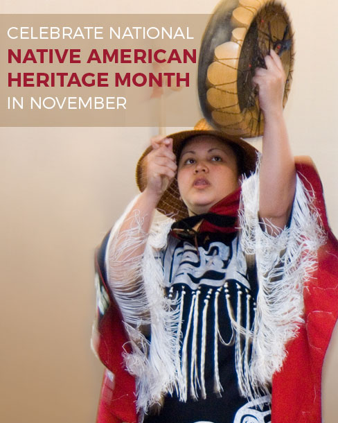 Celebrate National Native American Heritage Month in November image