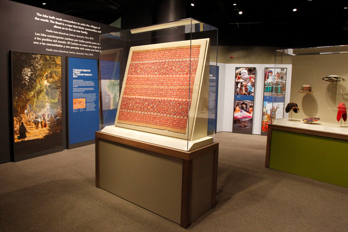 The Great Inka Road exhibition in Washington, DC image
