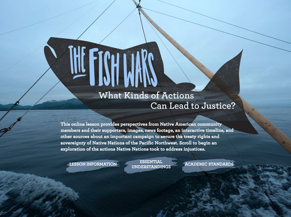 The Pacific Northwest Fish Wars: What Kinds of Actions Can Lead to Justice? image