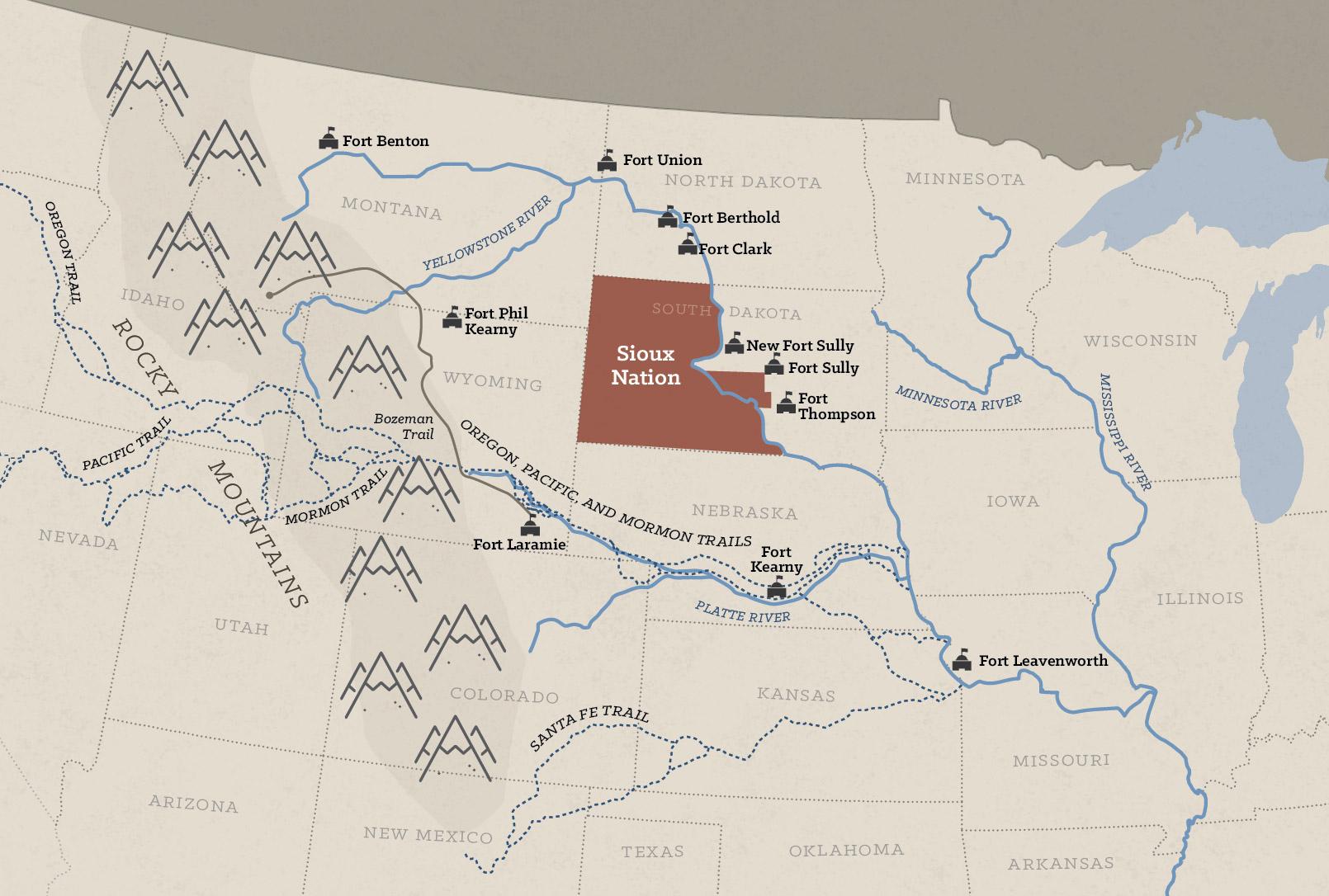Fort Laramie Treaty Case Study | Teacher Resource