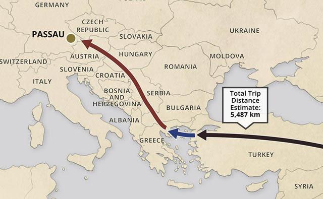 Removal Today Rezas Story Interactive Case Study - Moldova interactive map
