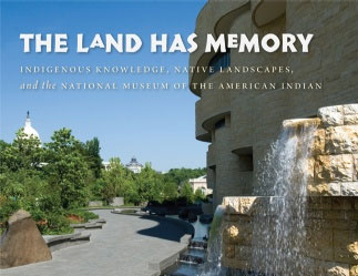book cover that depicts image of National Museum of the American Indian