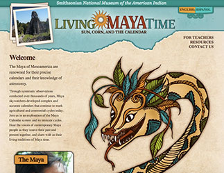 Living Maya Time image
