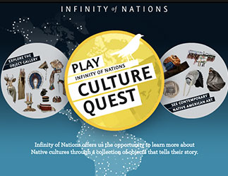 Infinity of Nations: Culture Quest-Northwest Coast image