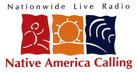 Logo for Native America Calling