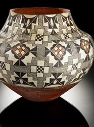 Jar,Acoma Pueblo