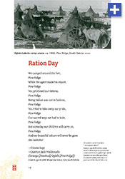 Ration Day, a poem