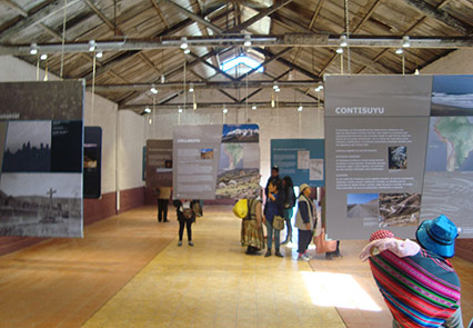 The Great Inka Road Traveling exhibition