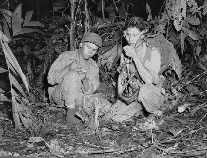 Patriot Nations: Native Americans in Our Nation's Armed Forces - Diné code talkers