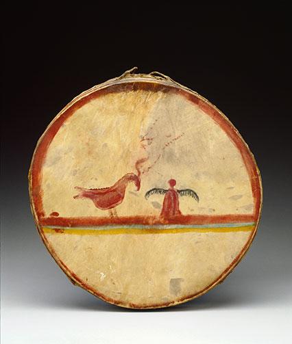 Chippewa drum