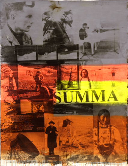 Summa by Carl Beam