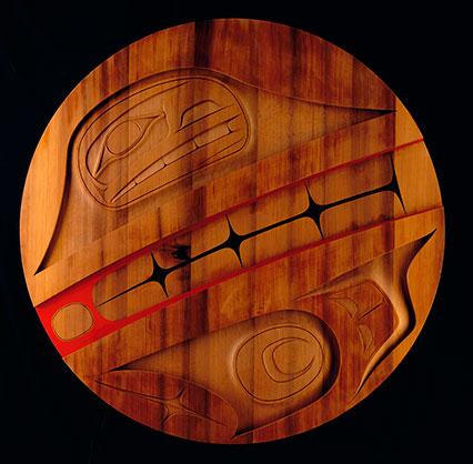 Tlii.aa #2 by Robert Davidson