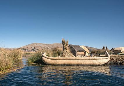 Balsa (reed boat)