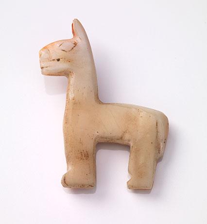 Inka llama figurine