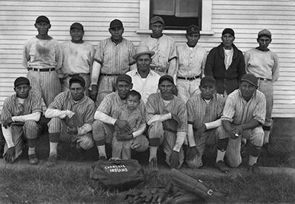 Carnegie Indians baseball team