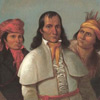 Three Potawatomi Chiefs by George Winter