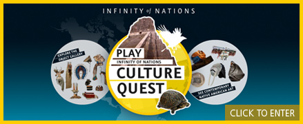 Culture Quest website