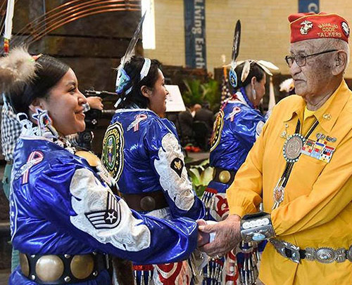In Their Own Voices: Planning the National Native American Veterans Memorial