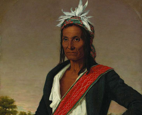 They Also Served: American Indian Women in the War of 1812