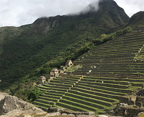 The Inka Empire: What Innovations Can Provide Food and Water for Millions?