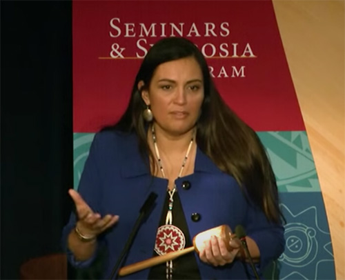 Strong Women - Strong Nations: Native American Women and Leadership