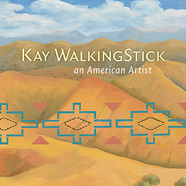 Kay WalkingStick: An American Artist cover