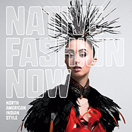 Native Fashion Now: North American Indian Style cover