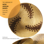 The Language of Native American Baskets cover