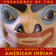 Treasures of the National Museum of the American Indian cover