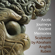 Arctic Journeys Ancient Memories cover