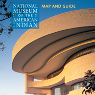 National Museum of the American Indian: Map and Guide cover