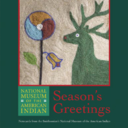 Season's Greetings Notecards