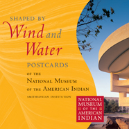 Shaped by Wind and Water Postcards cover