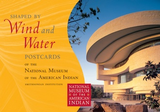 Shaped by Wind and Water Postcards