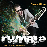 Rumble: A Tribute to Native Music Icons (CD) cover