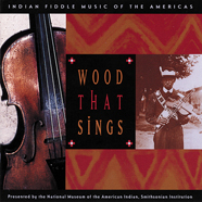 Wood That Sings (CD) cover