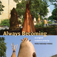 Always Becoming (DVD) cover