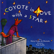 Coyote in Love with a Star cover