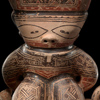 Greater Nicoya female figure-vessel