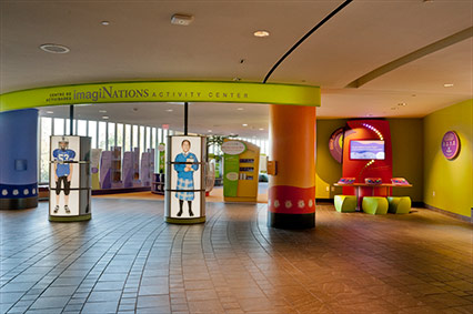 The imagiNATIONS Activity Center