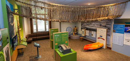 National Museum of the American Indian Presents: imagiNATIONS Activity Center