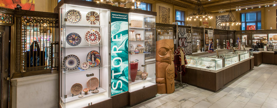 Museum Store Nyc National Museum Of The American Indian