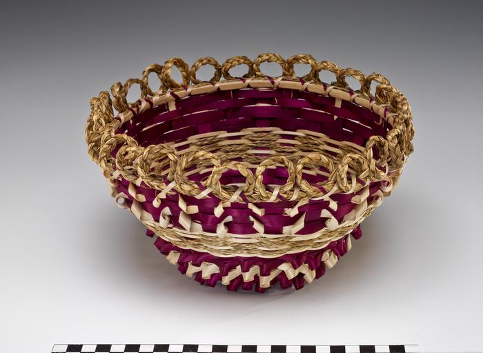 Basket bowl/dish